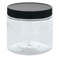 Utrecht Plastic Paint Jar and Lid