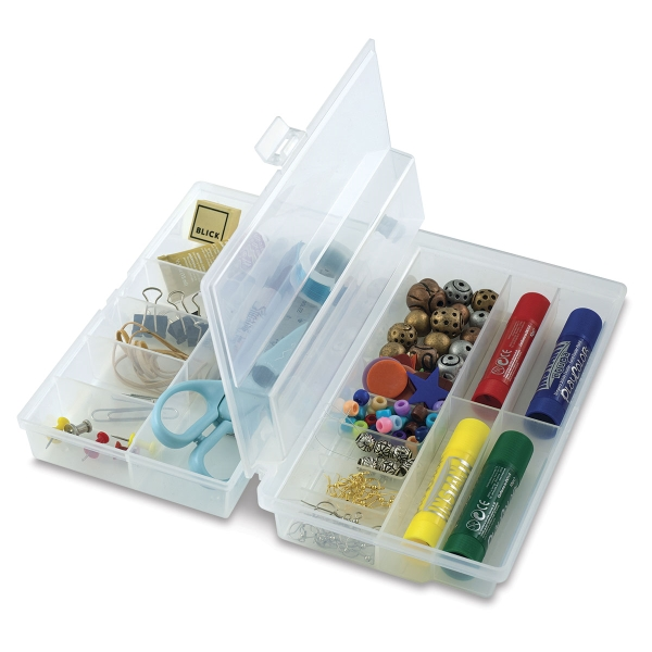 Small Supply Storage Box (Materials not included)