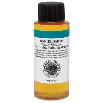 03348 1002 daniel smith water soluble oil mediums for Fast drying craft paint