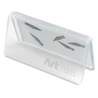 Slim Line Magnetic Blade Storage Box (Blades not included)
