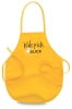 Kid's Apron, Yellow