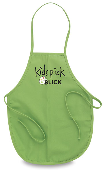 Kid's Apron, Apple