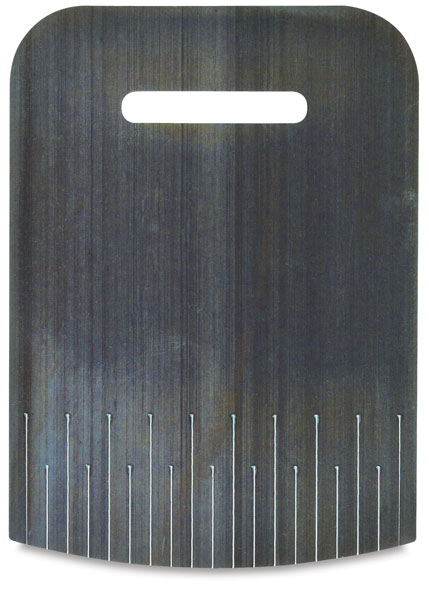Flexible Steel Comb, 01