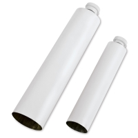 Aluminum Paint Tubes, Large and Small