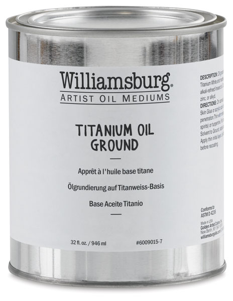 Titanium Oil Ground