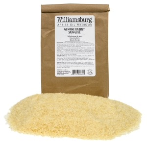 Williamsburg Rabbit Skin Glue