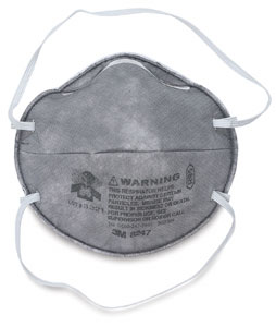 Odor-Latex Respirator