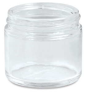 Glass Jar, 2 oz