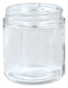 Glass Jar, 4 oz