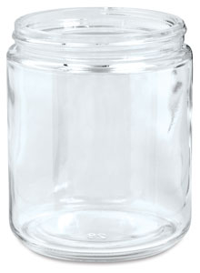 Glass Jar, 8 oz