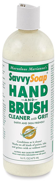 SavvySoap with Grit, 16 oz