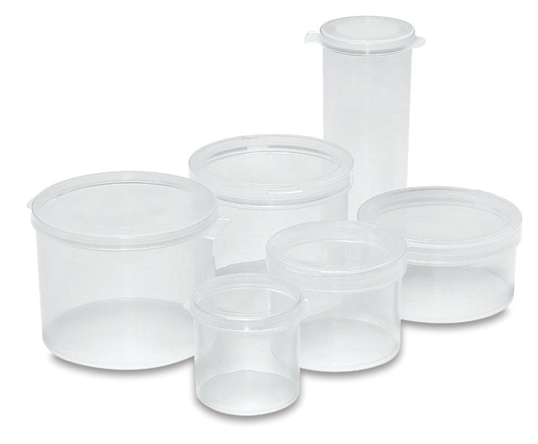 Flip Top Containers