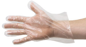 Disposable Gloves, Box of 100