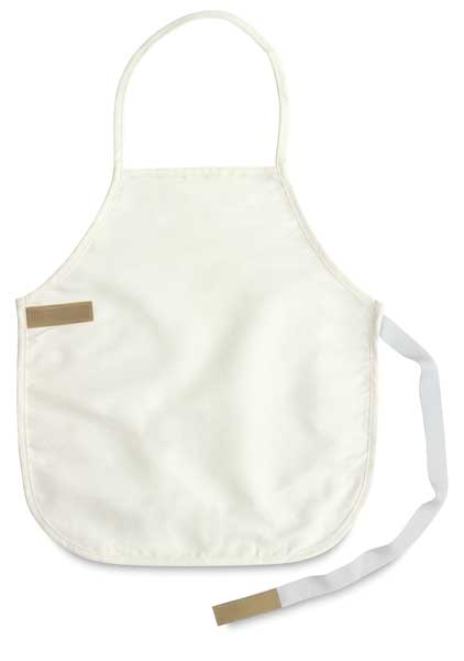 "Children's Velcro Art Apron, 17"" × 19"""