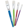Crayola White Taklon Brush Sets