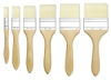 Blick Scholastic White Bristle Gesso Brush