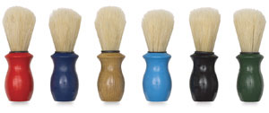 Mop Brushes, Pkg of 6