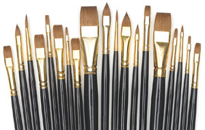 Atelier Sable Set, 19 Pieces