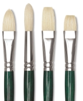Winsor & Newton Winton Hog Bristle Brushes