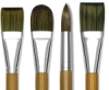 Isabey Isacryl Synthetic Brushes