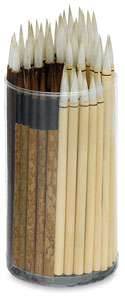 Calligraphy Brush Canister