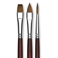 Princeton Siberian Kolinsky Sable Brushes