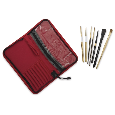 Tom Lynch Plein Air Watercolor Brush Set