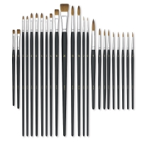 Sable Brush Value Sets