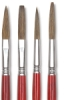 Escoda Light Ox Hair Lettering Brushes