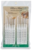 Ultra-Mini Brushes, Set of 12