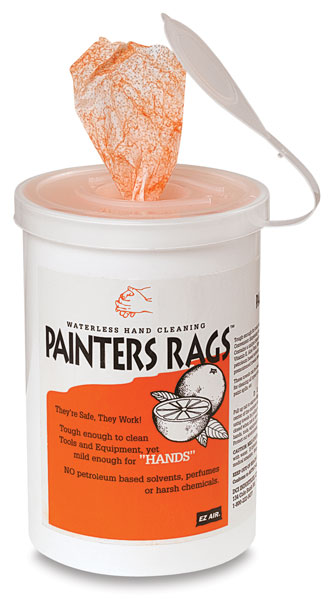 Painters Rags