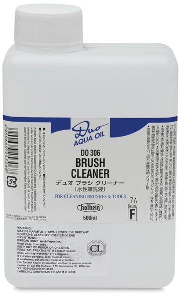 Aqua Brush Cleaner, 500 ml