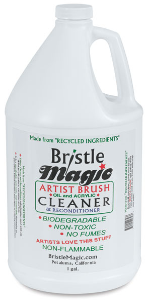 Brush Cleaner, 127 oz