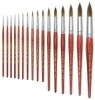 Pointed Round, Sizes 5/0–20
