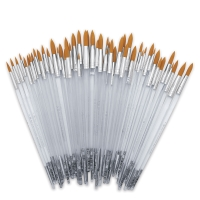 Royal Langnickel Clear Choice Taklon Brush Sets