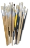 Richeson Slightly Imperfect Assorted Brush Set