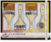 Royal Langnickel Golden Taklon Classroom Value Packs