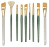 Princeton Series 4350 Lauren Synthetic Golden Taklon Brushes