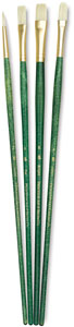 Bristle Brushes, Set of 4 (#9118)