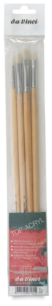 #5225 Top Acryl Long Handle
