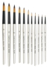 Simply Simmons Synthetic Mix Watercolor Brushes