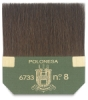Escoda Pony Hair Square Edge Gilder Tip