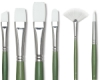 Princeton Series 6100 Synthetic Bristle Brushes