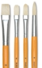 Isabey Chungking Interlocking Bristle Brushes