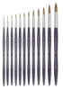 Winsor & Newton Artists' Watercolor Brushes