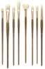 Princeton Series 5400 Best Natural Bristle Brushes