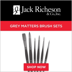Richeson Grey Matters Brush Sets