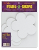 Fredrix Jr. Paint-a-Shape Canvas Panels