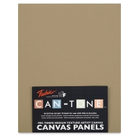Fredrix Can-Tone Pre-Toned Canvas Panels