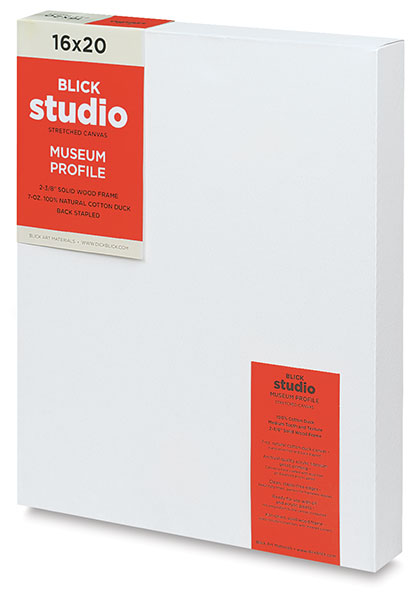 Museum Profile Canvas